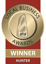 2019 Local Business Awards Winner